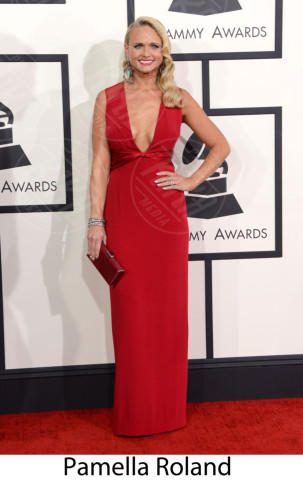 Miranda Lambert - 26-01-2014 - Grammy Awards 2014: gli stilisti sul red carpet