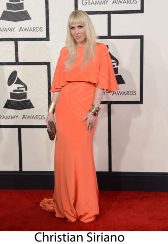 Natasha Bedingfield - 26-01-2014 - Grammy Awards 2014: gli stilisti sul red carpet