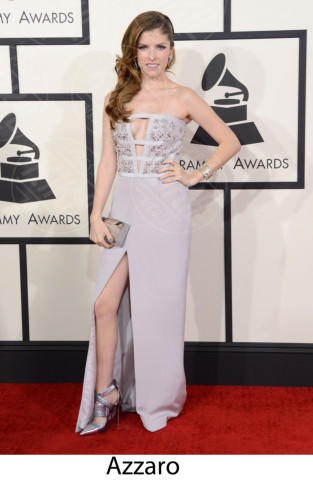 Anna Kendrick - 26-01-2014 - Grammy Awards 2014: gli stilisti sul red carpet