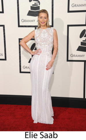 Iggy Azalea - Los Angeles - 26-01-2014 - Grammy Awards 2014: gli stilisti sul red carpet