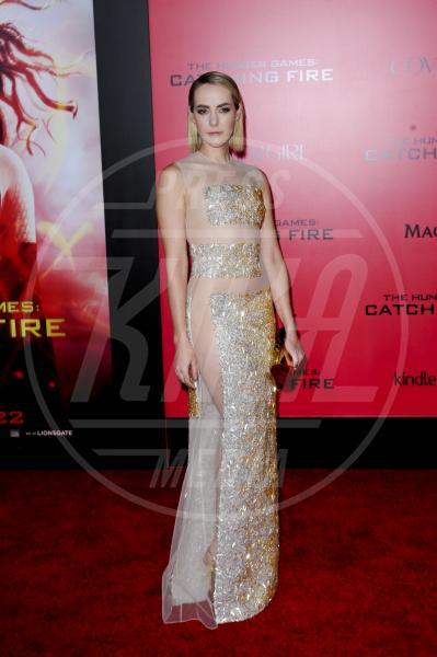 Jena Malone - Los Angeles - 19-11-2013 - Sotto il vestito… niente! Ma proprio niente!