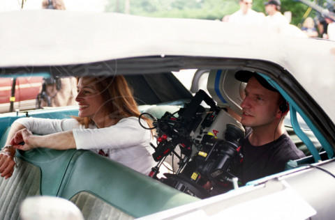 Steven Soderbergh, Julia Roberts - Palm Springs - 05-12-2001 - Steven Soderbergh produrrà la serie tv Godless per Netflix