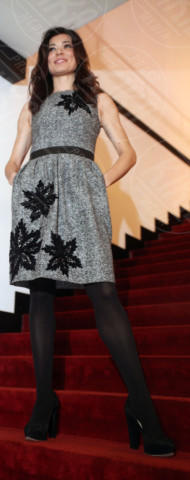 Roberta Lanfranchi - Roma - 04-02-2014 - Quando le stelle indossano… le stelle!