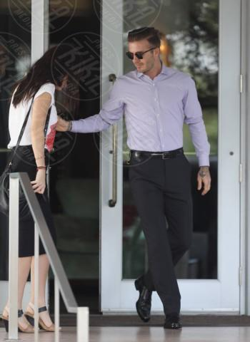 David Beckham - Miami - 04-02-2014 - Romanticismo: la chiave per entrare nel cuore delle donne