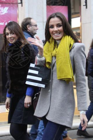 Alessia Reato - Milano - 08-02-2014 - Con sto freddo con sto vento, chi esce senza sciarpa?