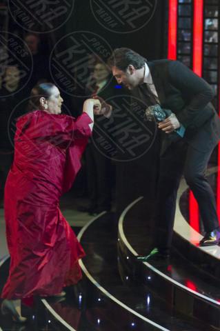 Terele Pavez, Javier Bardem - Madrid - 10-02-2014 - Romanticismo: la chiave per entrare nel cuore delle donne