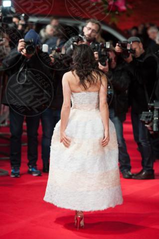 Jessica Brown Findlay - Londra - 13-02-2014 - Vade retro abito! Jessica Brown Findlay in Christian Dior