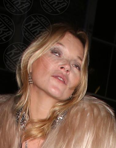 Kate Moss - Londra - 18-02-2014 - Kate Moss: una modella dall'equilibrio precario