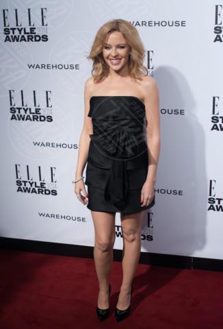 Kylie Minogue - Londra - 18-02-2014 - Un classico intramontabile: il little black dress