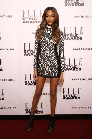 Jourdan Dunn - Londra - 18-02-2013 - Jennifer Lopez e Jourdan Dunn: chi lo indossa meglio?