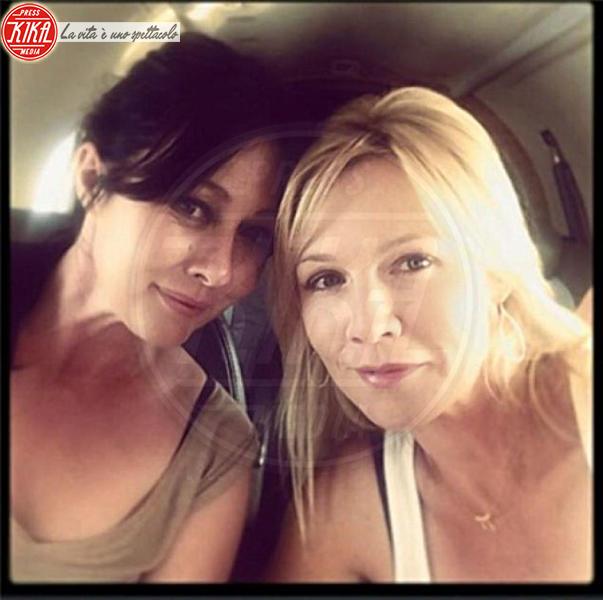 Shannen Doherty, Jennie Garth - 19-02-2014 - 25 anni dopo: gli attori di Beverly Hills 90210