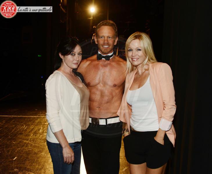 beverly hills 90210, Ian Ziering, Shannen Doherty, Jennie Garth - Las Vegas - 19-02-2014 - 25 anni dopo: gli attori di Beverly Hills 90210