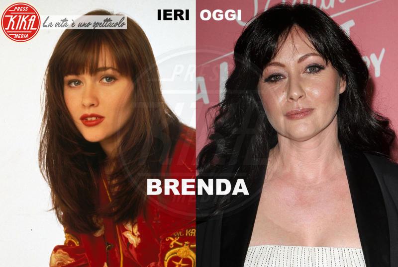 beverly hills 90210, Shannen Doherty - New York - 19-02-2014 - 25 anni dopo: gli attori di Beverly Hills 90210