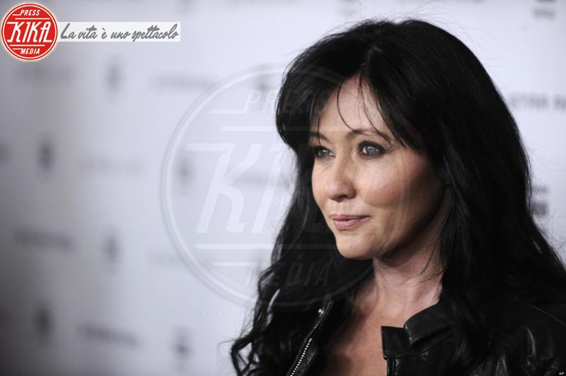 Shannen Doherty - New York - 19-02-2014 - 25 anni dopo: gli attori di Beverly Hills 90210