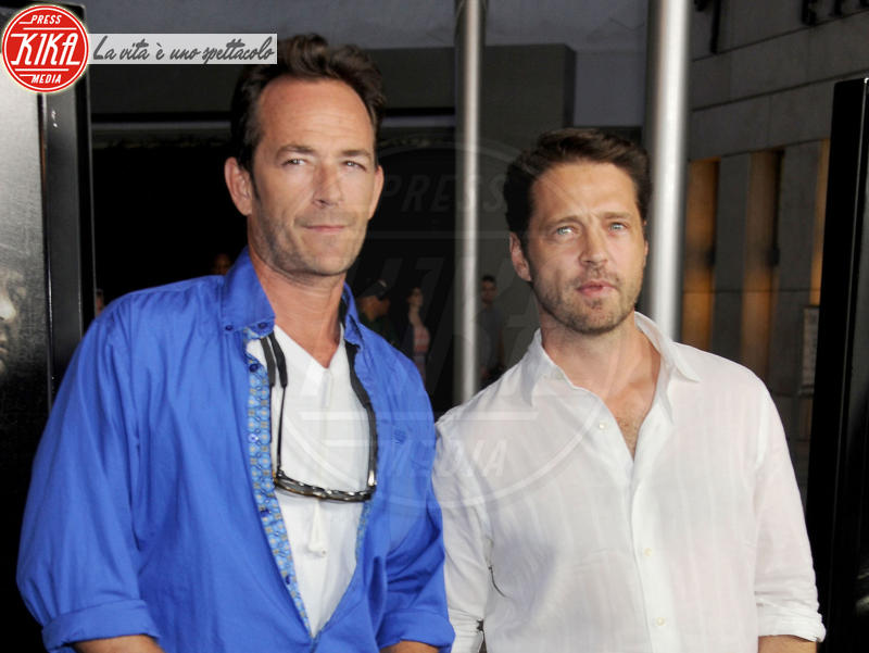 beverly hills 90210, Luke Perry, Jason Priestley - 19-02-2014 - 25 anni dopo: gli attori di Beverly Hills 90210