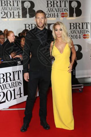 Rita Ora, Calvin Harris - Londra - 19-02-2014 - Tra Rita Ora e Calvin Carris è tutto finito