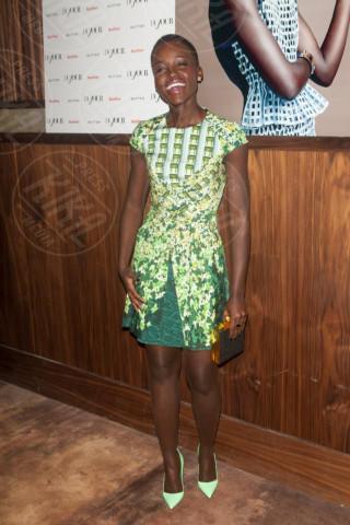Lupita Nyong'o - New York - 19-02-2014 - Verde acqua, turchese, azzurro Tiffany: i colori dell'estate