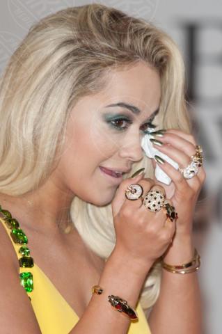 Rita Ora - Londra - 19-02-2014 - Commozione delle celebrità, o lacrime di coccodrillo?