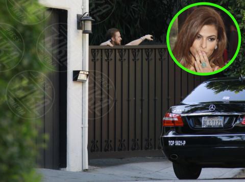 Ryan Gosling, Eva Mendes - Los Angeles - 19-02-2014 - Mendes-Gosling: ecco il nome della primogenita