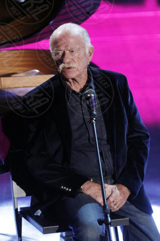 Gino Paoli - Sanremo - 21-02-2014 - Autolesionismo da star, da Gino Paoli a Sophie Turner