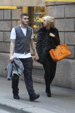 Mauro Icardi, Wanda Nara - Milano - 21-02-2014 - Birkin Bag di Hermes, da 30 anni la borsa delle star