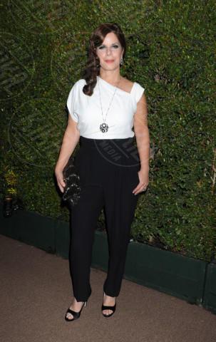 Marcia Gay Harden - West Hollywood - 25-02-2014 - Camicia bianca e pantaloni neri: dal casual al red carpet