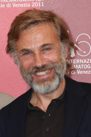 Christoph Waltz - Venezia - 01-09-2011 - Hollywood e il mondo sono invasi dai barboni