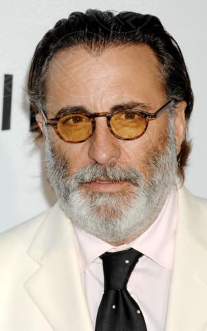 Andy Garcia - Hollywood - 17-06-2011 - Hollywood e il mondo sono invasi dai barboni