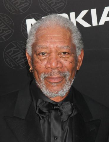 Morgan Freeman - New York - 17-07-2012 - Hollywood e il mondo sono invasi dai barboni