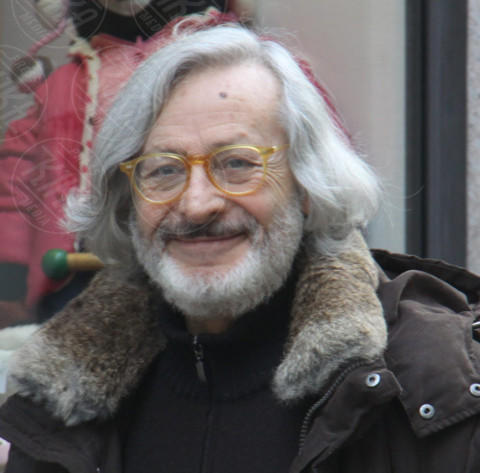 Leo Gullotta - Milano - 23-01-2014 - Hollywood e il mondo sono invasi dai barboni