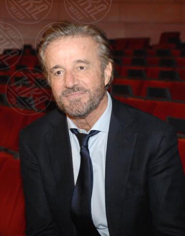 Christian De Sica - Milano - 13-01-2014 - Hollywood e il mondo sono invasi dai barboni