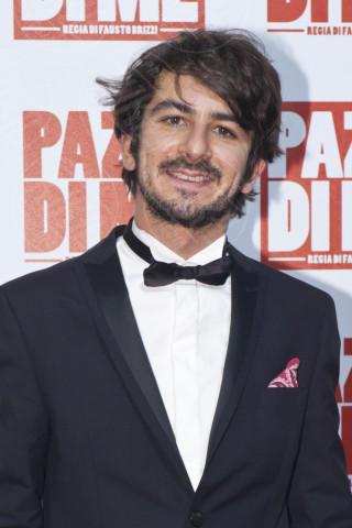 Francesco Mandelli - Roma - 21-01-2013 - Hollywood e il mondo sono invasi dai barboni