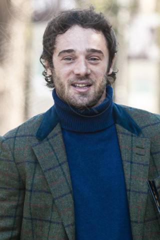 Ludovico Fremont - Roma - 19-02-2013 - Hollywood e il mondo sono invasi dai barboni