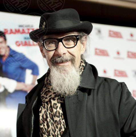 Roberto D'Agostino - Roma - 23-02-2012 - Hollywood e il mondo sono invasi dai barboni