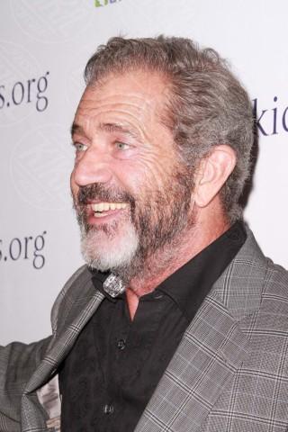Mel Gibson - West Hollywood - 16-02-2014 - Hollywood e il mondo sono invasi dai barboni