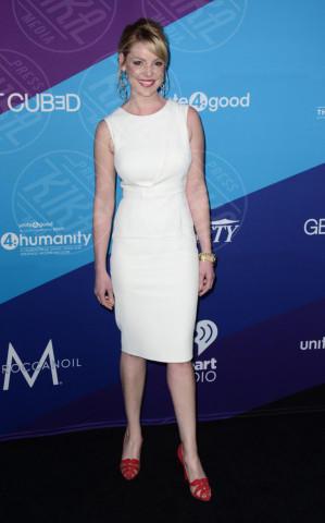 Katherine Heigl - Beverly Hills - 27-02-2014 - Non solo LBD: oggi il tubino è anche bianco!