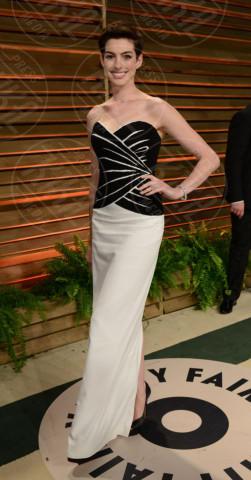 Anne Hathaway - West Hollywood - 02-03-2014 - Anne Hathaway, una diva dal fascino… Interstellare!