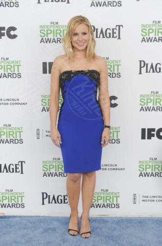 Kristen Bell - Los Angeles - 02-03-2014 - Accendi l'autunno con il blu elettrico!