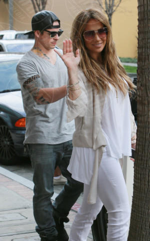 Casper Smart, Jennifer Lopez - Los Angeles - 05-03-2014 - Casper Smart, bye bye J-Lo, meglio i transessuali