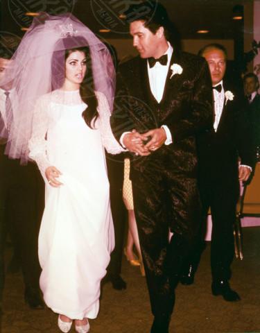 Elvis Presley, Priscilla Presley - Las Vegas - 01-05-1967 - Michelle Hunziker e le altre spose: quale preferite?