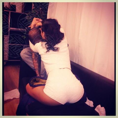 Chris Brown, Rihanna - 02-12-2012 - Uno shorts non fa primavera… ma tutti questi sì!