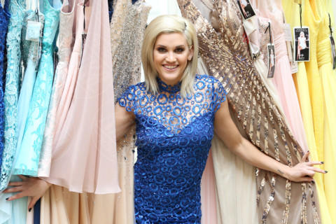 Ashley Roberts - Londra - 25-03-2013 - Ashley Roberts, la moda è la sua… chiave di volta