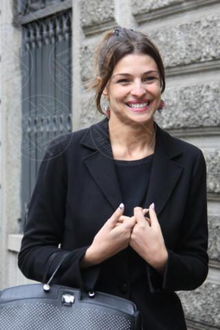 Cristina Chiabotto - Milano - 25-03-2014 - Diventeràla signora Fulco? Cristina Chiabotto dice la sua