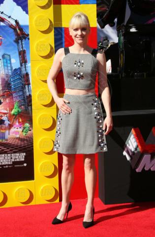 Anna Faris - Los Angeles - 01-02-2014 - Fashion revival: dagli anni '60 tornano i quadretti Vichy
