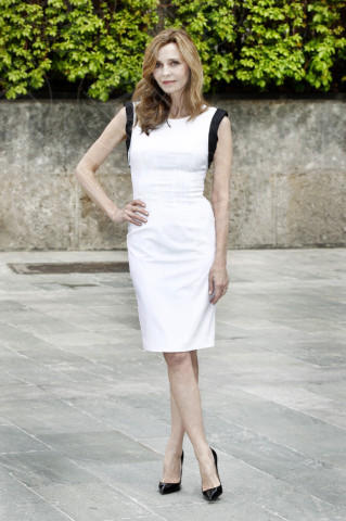 Eliana Miglio - Milano - 02-04-2014 - Non solo LBD: oggi il tubino è anche bianco!