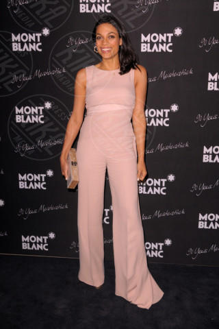 Rosario Dawson - Manhattan - 03-04-2014 - La tuta glam-chic conquista le celebrity