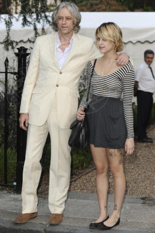 Peaches Geldof, Bob Geldof - Londra - 07-04-2014 - Kabir Bedi e la maledizione vip: veder morire i propri figli
