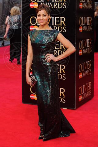 Cush Jumbo - Londra - 13-04-2014 - Vade retro abito! Le celebrity ai Laurence Olivier Awards