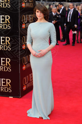 Gemma Arterton - Londra - 13-04-2014 - Vade retro abito! Le celebrity ai Laurence Olivier Awards