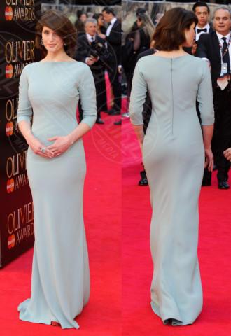 Gemma Arterton - Londra - 14-04-2014 - Vade retro abito! Le celebrity ai Laurence Olivier Awards